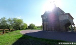 Еще одна панорама в Коломенском
