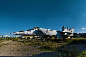 Виртуальный тур по заброшенному аэродрому на Ходынском поле