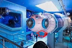 3D тур по музею космонавтики